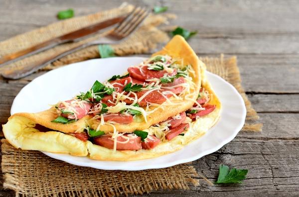 Slow Cooker Breakfast Omelette with Australian Leg Ham