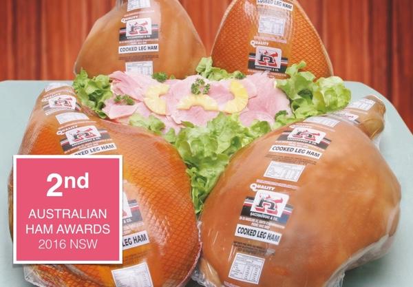 """Featured image for """"Australian Pork Award For Bone-In Ham 2016"""""""